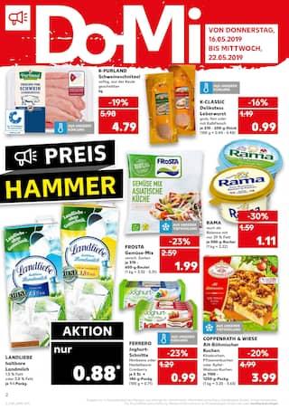 Aktueller Kaufland Prospekt, Vielfalt aus Europa!, Seite 2