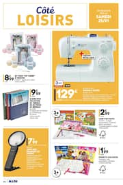 Catalogue Aldi en cours, Place au nouveau consommateur, Page 26