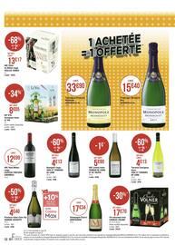 Catalogue Géant Casino en cours, Les 366 jours les + promo de France, Page 48
