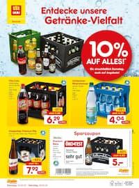 Aktueller Netto Marken-Discount Prospekt, Wiedereröffnung - 10% auf alles, Seite 3