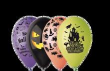 SACHET 10 BALLONS HALLOWEEN à Jour de fête dans Ruelisheim