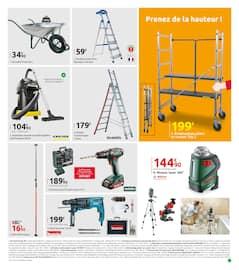 Catalogue Mr Bricolage en cours, Prenez de la hauteur pour vos chantiers., Page 3