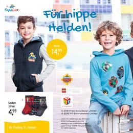 Aktueller Ernsting's family Prospekt, Fashion Vorfreude!, Seite 14