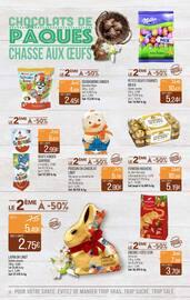 Catalogue Supermarchés Match en cours, 2 achetés = le 3ème offert, Page 14
