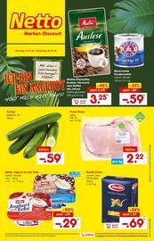 Aktueller Netto Marken-Discount Prospekt, ICH BIN EIN ANGEBOT - HOLT MICH HIER RAUS!, Seite 1