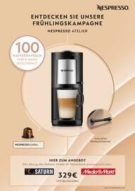 Aktueller Nespresso Prospekt, Nespresso VERTUO PLUS mit Milchaufschäumer, Seite 4