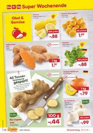 Aktueller Netto Marken-Discount Prospekt, Weihnachts-Vorboten, Seite 32