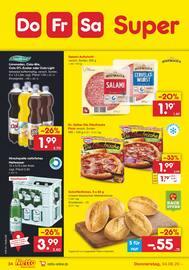 Aktueller Netto Marken-Discount Prospekt, Hol dir den Sommer nach Hause, Seite 34