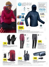 Catalogue Decathlon en cours, Pour Noël offrez du sport !, Page 7