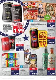 Aktueller Kaufland Prospekt, Alles für den SUPER BOWL, Seite 7