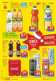 Aktueller Netto Marken-Discount Prospekt, EINER FÜR ALLES. ALLES FÜR GÜNSTIG., Seite 20