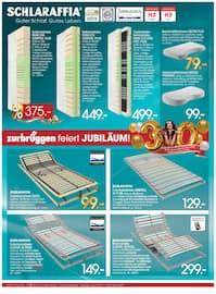 Aktueller Zurbrüggen Prospekt, Zurbrüggen feiert JUBILÄUM!, Seite 30