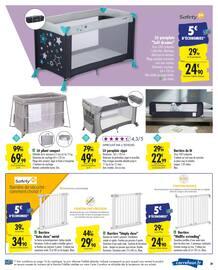 Catalogue Carrefour en cours, C'est la saison des Bébés, Page 39