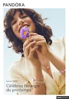 Catalogue Pandora en cours, Célébrez l'énergie du printemps , Page 1