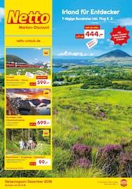 Netto Marken-Discount, Reisen … zu Netto-Preisen! für Gadebusch