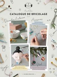 Catalogue Sostrene Grene en cours, Catalogue de bricolage , Page 1
