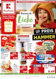 Kaufland, Essen ist Liebe für Köln