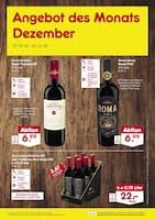 Aktueller Netto Marken-Discount Prospekt, Angebot des Monats Dezember, Seite 1