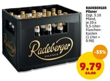 Alkoholische Getraenke im aktuellen Penny-Markt Prospekt für 9.79€