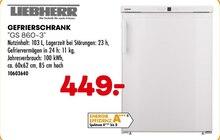 Kuehlschrank von Liebherr im aktuellen Möbel Kraft Prospekt für 449€