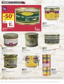 Catalogue Casino Supermarchés en cours, Savoureux terroir de Midi Pyrénées, Page 8