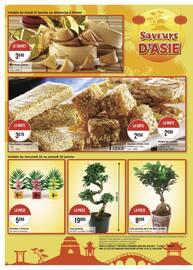 Catalogue Géant Casino en cours, Les 366 jours les + promo de France, Page 16