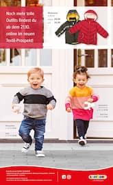 Aktueller BabyOne Prospekt, Kuschel-Outfits für den Herbst!, Seite 8