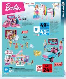 Catalogue Auchan en cours, Des jouets de rêves, Page 25