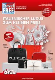 Aktueller Travel FREE Prospekt, Italienischer Luxus zum kleinen Preis., Seite 1