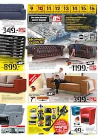 Aktueller Seats and Sofas Prospekt, Polster-Aktionsverkauf, Seite 3