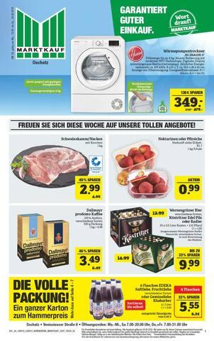 Aktueller Marktkauf Prospekt, Garantiert guter Einkauf, Seite 1