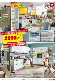Aktueller Höffner Prospekt, Küchen-Spezial, Seite 5
