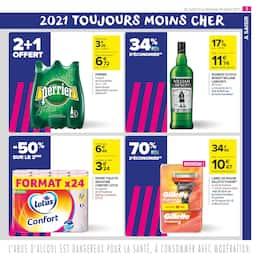Catalogue Carrefour Market en cours, Résolument engagés pour votre budget, Page 3