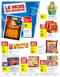 Catalogue Carrefour en cours, Le mois qui marque, Page 44