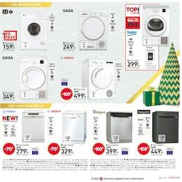 Catalogue Conforama en cours, Un Noël comme jamais, Page 61