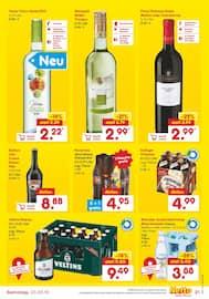 Aktueller Netto Marken-Discount Prospekt, Frühlingshafte Angebote, Seite 21