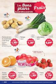 Catalogue Aldi en cours, Sans gluten et avec plaisir !, Page 2