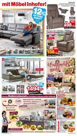 Aktueller Möbel Inhofer Prospekt, Jetzt Wünsche erfüllen, Seite 3
