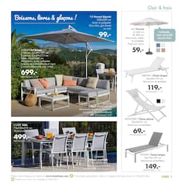 Catalogue Casa en cours, Collection de jardin 2019, Page 3