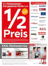 Aktueller XXXLutz Möbelhäuser Prospekt, Deutschlands Küchenprofi!, Seite 3