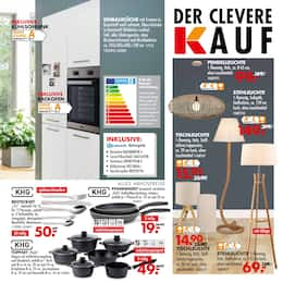 Aktueller Möbel Kraft Prospekt, Alles für Ihr schönes Zuhause!, Seite 7