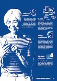Aktueller aetka Prospekt, Mobil. Sicher. Smart. Das generationenübergreifende Technikmagazin., Seite 11