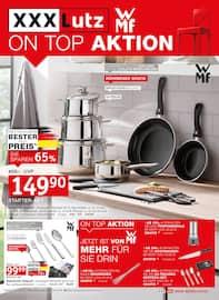 Aktueller XXXLutz Möbelhäuser Prospekt, On Top Aktion, Seite 1