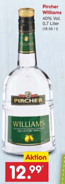 Spirituosen von Pircher im aktuellen Netto Marken-Discount Prospekt für 12.99€