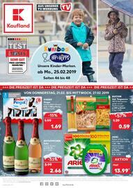 Aktueller Kaufland Prospekt, So schmeckt Asien, Seite 1