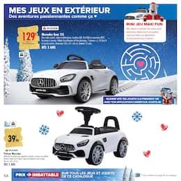 Catalogue Carrefour en cours, Un Noël gros comme ça, Page 54