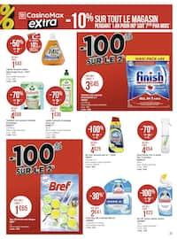 Catalogue Casino Supermarchés en cours, Priorité aux promos, Page 35