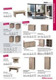 Catalogue Office DEPOT en cours, Catalogue Mobilier, tout pour votre bureau, Page 17