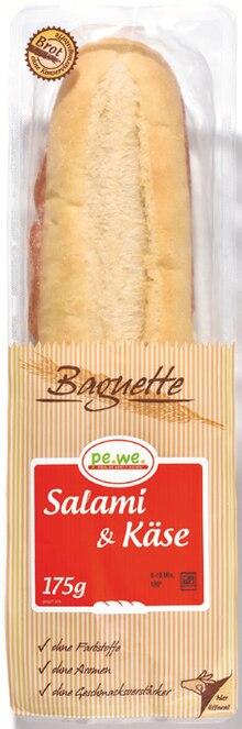 Brot von pe.we. im aktuellen NETTO mit dem Scottie Prospekt für 1.49€