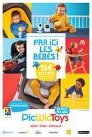 Catalogue Picwic en cours, Par ici les bébés !, Page 1